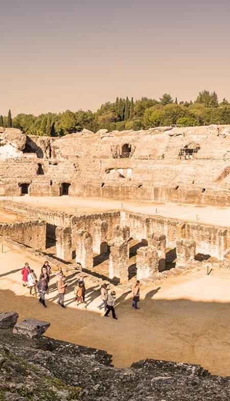 Ruinas de Itálica